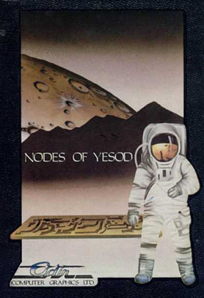 C64 Games - Nodes of Yesod