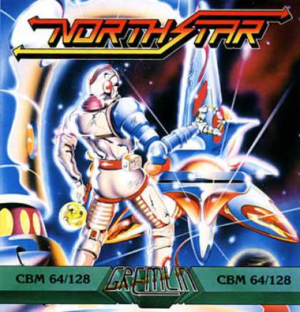 C64 Games - NorthStar