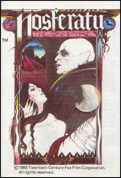 C64 Games - Nosferatu the Vampire