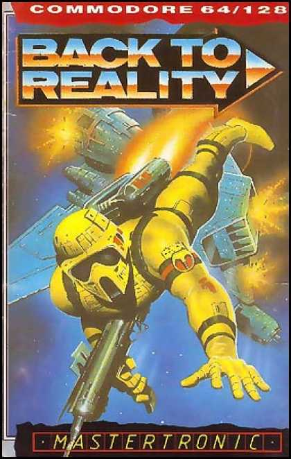 C64 Games - Back to Reality