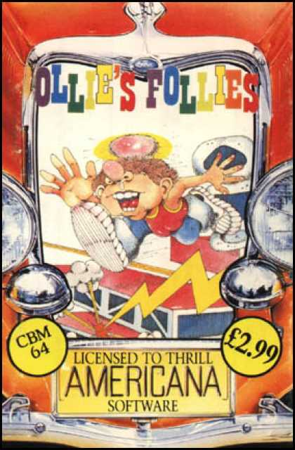 C64 Games - Ollie's Follies