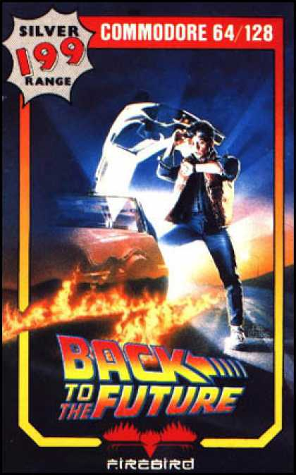 C64 Games - Back to the Future