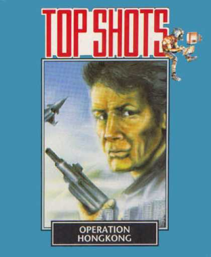 C64 Games - Operation Hongkong
