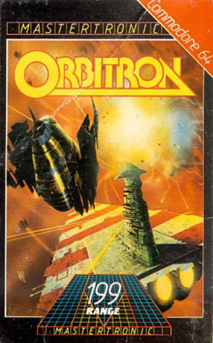 C64 Games - Orbitron