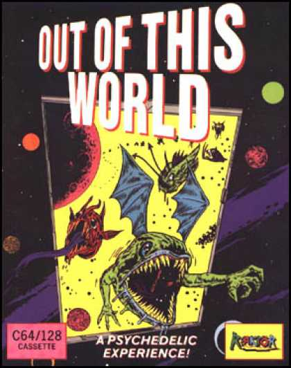 C64 Games - Out of this World