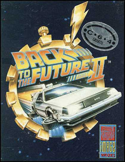 C64 Games - Back to the Future II
