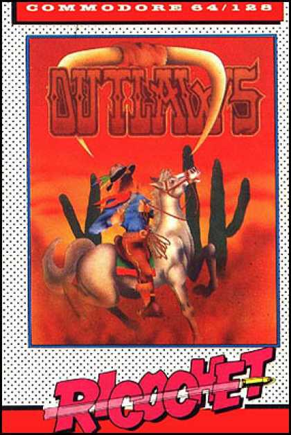 C64 Games - Outlaws