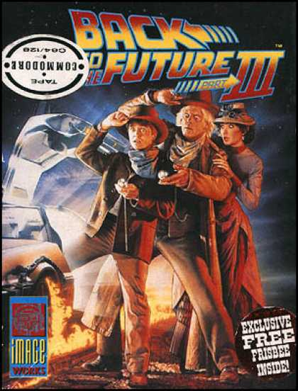 C64 Games - Back to the Future III