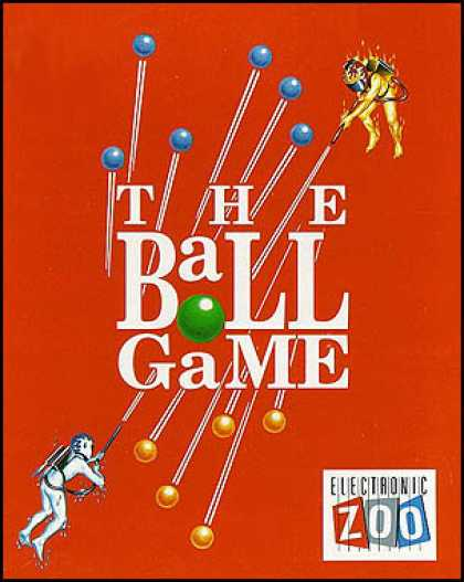 C64 Games - Ball Game, The