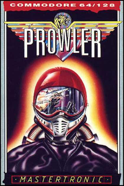 C64 Games - Prowler