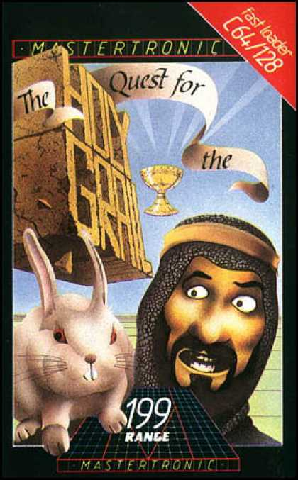 C64 Games - Quest for the Holy Grail, The