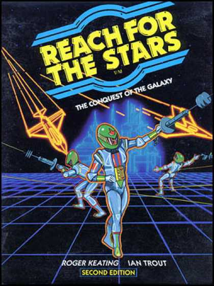 C64 Games - Reach for the Stars (second edition)
