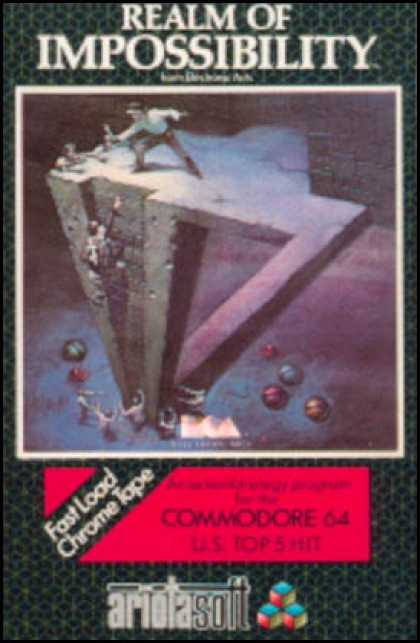 C64 Games - Realm of Impossibility