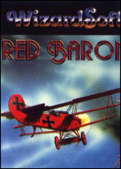 C64 Games - Red Baron