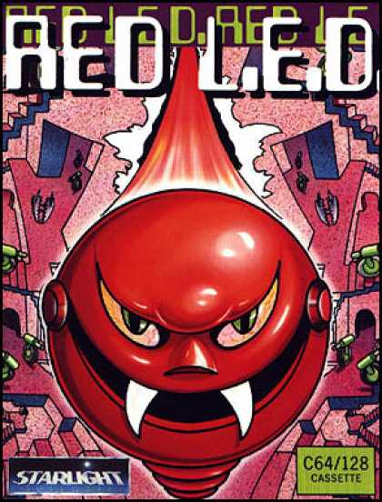 C64 Games - Red Led