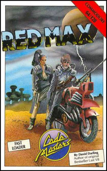 C64 Games - Red Max