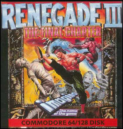 C64 Games - Renegade III: The Final Chapter