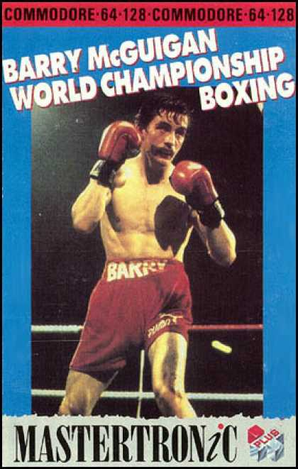 C64 Games - Barry McGuigan Boxing
