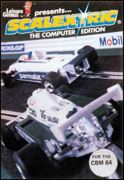 C64 Games - Scalextric