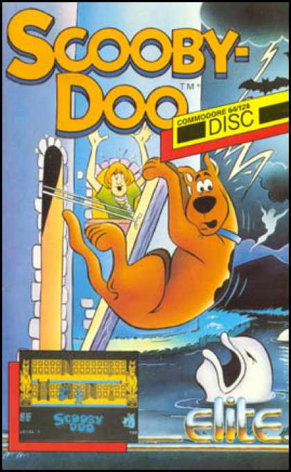 C64 Games - Scooby Doo