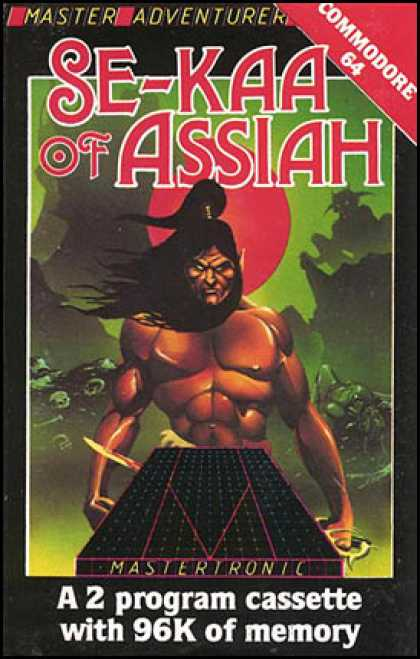 C64 Games - Se-Kaa of Assiah