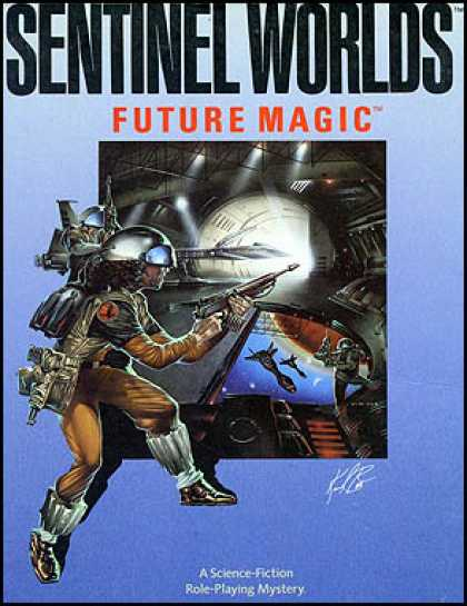 C64 Games - Sentinel Worlds I: Future Magic