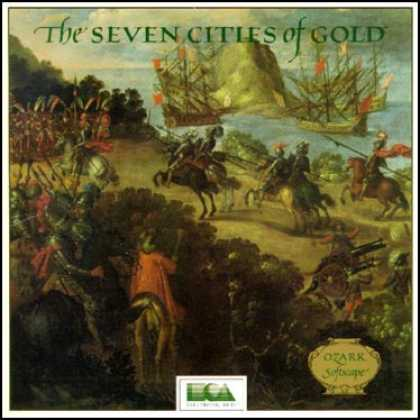 C64 Games - Seven Cities of Gold