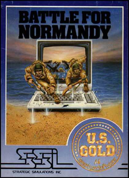 C64 Games - Battle for Normandy