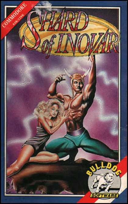 C64 Games - Shard of Inovar