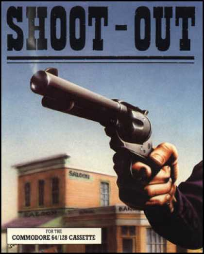 C64 Games - Shoot-Out