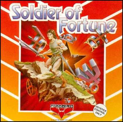 C64 Games - Soldier of Fortune
