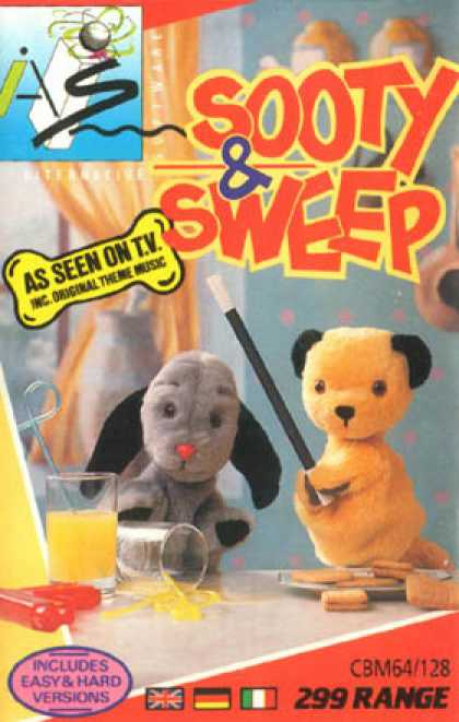 C64 Games - Sooty and Sweep