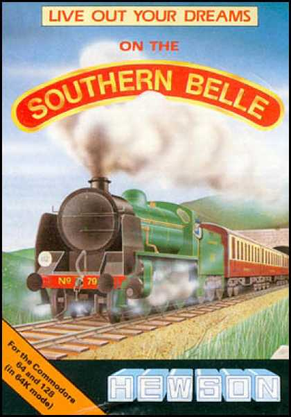 C64 Games - Southern Belle