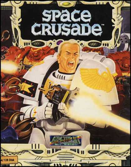 C64 Games - Space Crusade