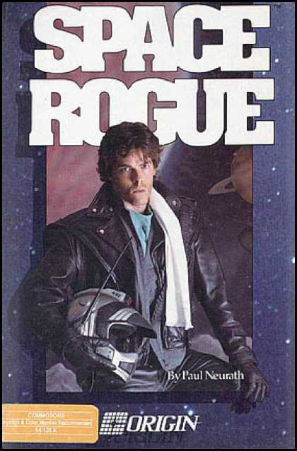 C64 Games - Space Rogue