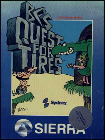 C64 Games - BC's Quest for Tires