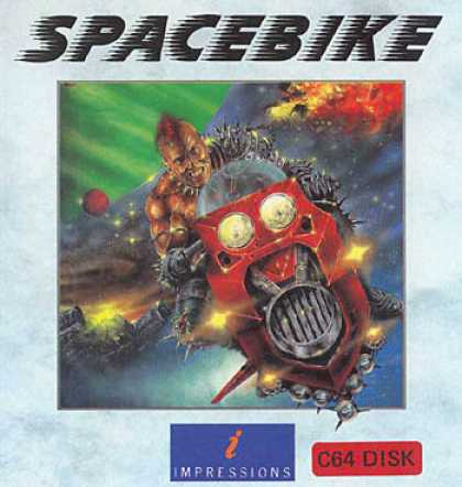C64 Games - Spacebike