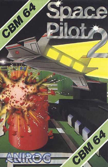 C64 Games - Space-Pilot II