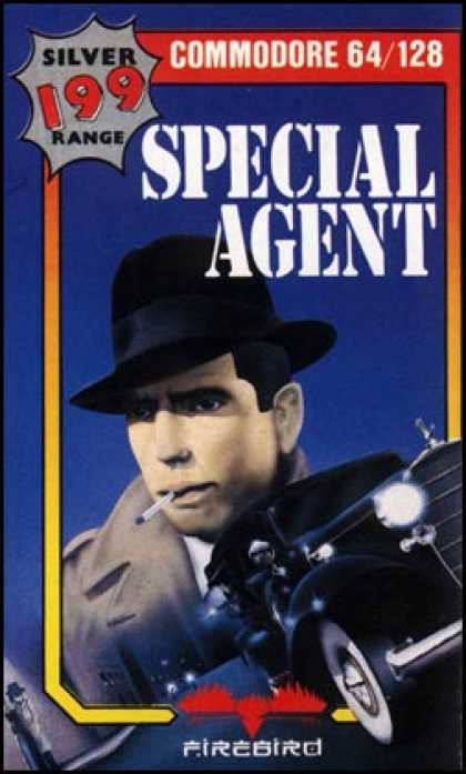 C64 Games - Special Agent