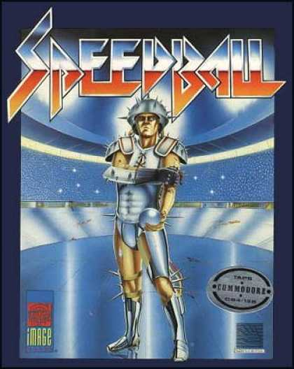 C64 Games - Speedball