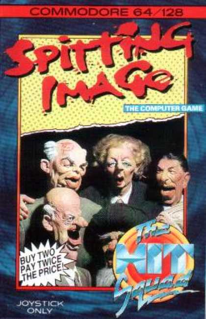 C64 Games - Spitting Image