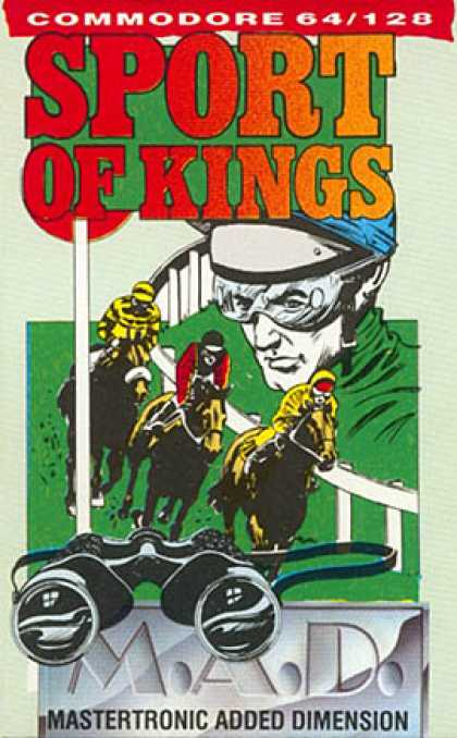 C64 Games - Sport of Kings