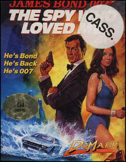 C64 Games - Spy Who Loved Me, The