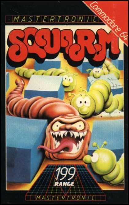 C64 Games - Squirm