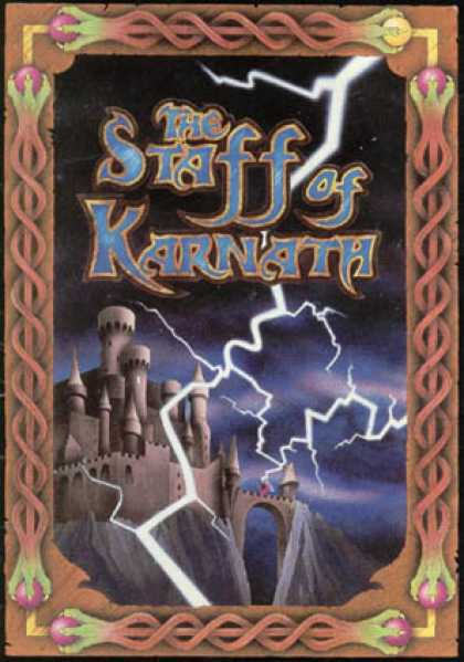 C64 Games - Staff of Karnath, The