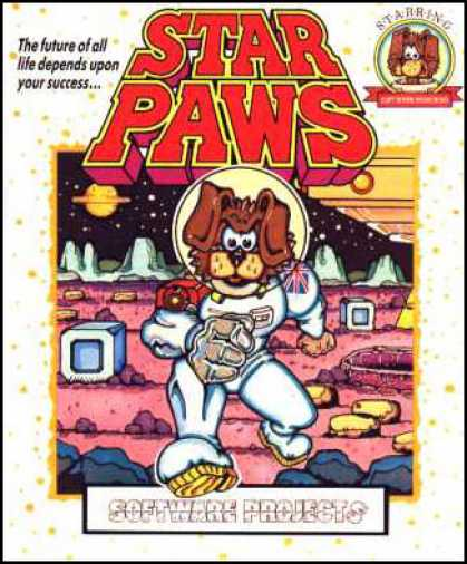 C64 Games - Star Paws