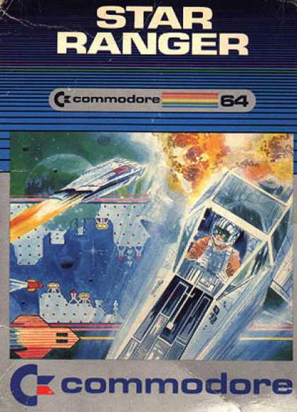 C64 Games - Star Ranger