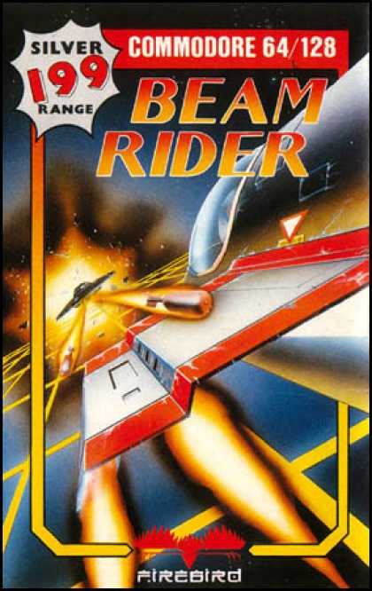 C64 Games - Beamrider