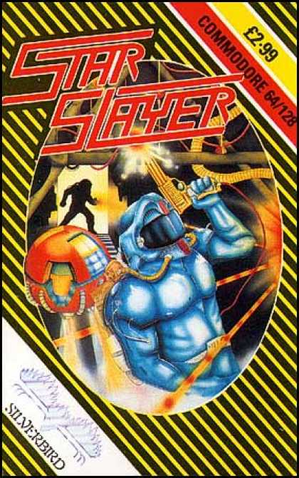 C64 Games - Star Slayer