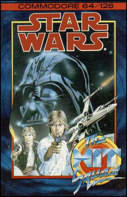 C64 Games - Star Wars